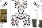 3D-Druck-Kleid-Entwurf