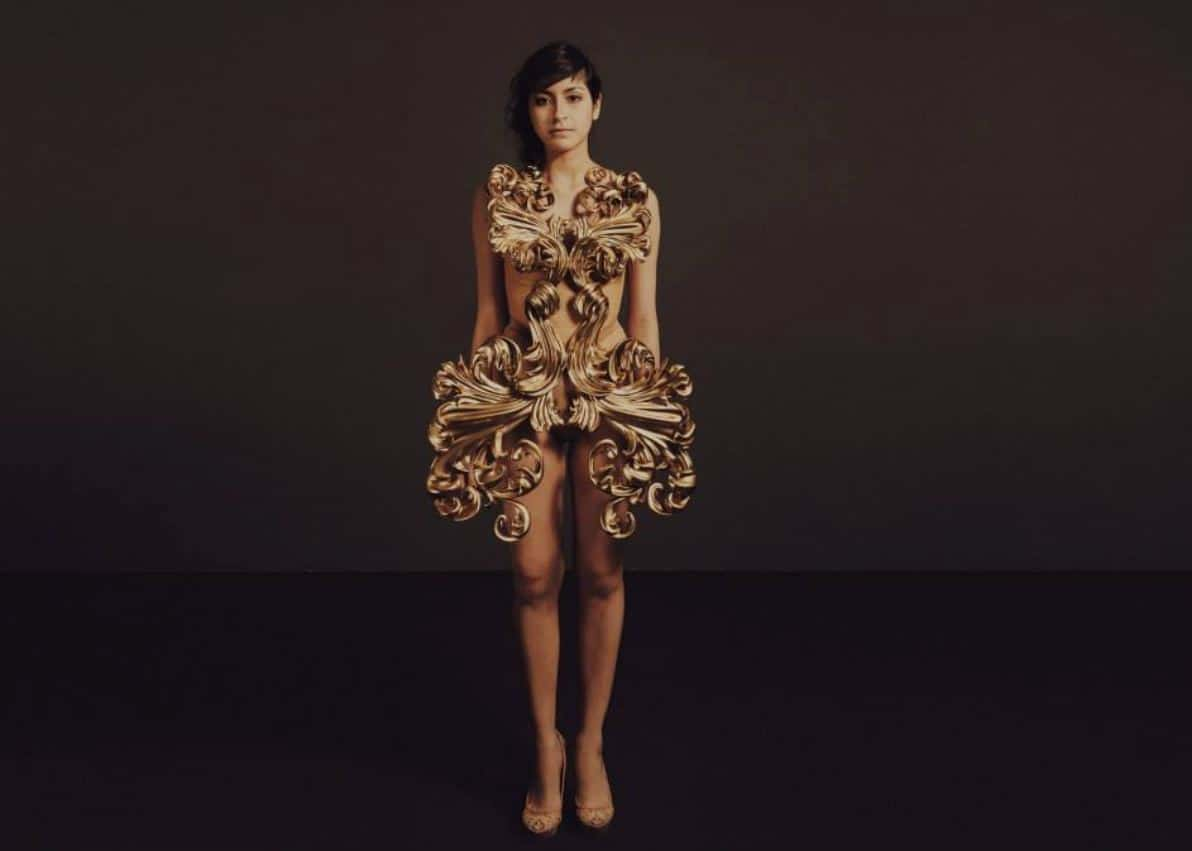 3D Druck Kleid Rohmaterial
