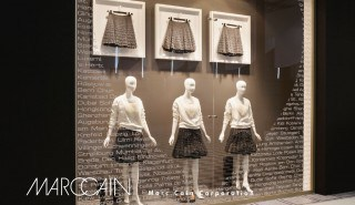 Marc-Cain-3D-Druck-Rock