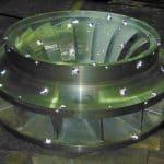 3D-Objekterfassung-Turbine