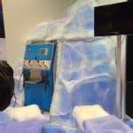 3-D-Druckservice-Eisberg-Modell