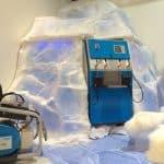 3D-Druck-Modell-eines Eisberges