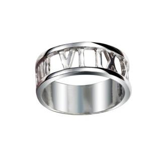 Metall-3D-Druck-Silber