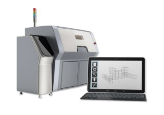 3D Drucker mit Monitor