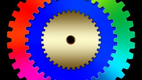 Symbolbild-Farb-3D-Druck