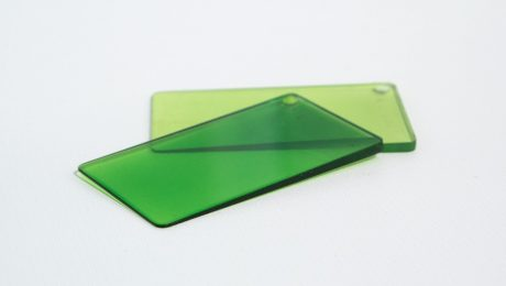Epoxy-Stereolithografie-transparent