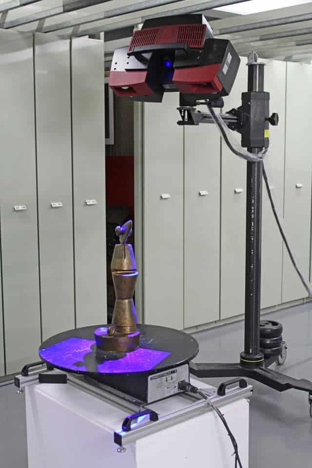 3D-Druck-Kunst Ludwigshafen