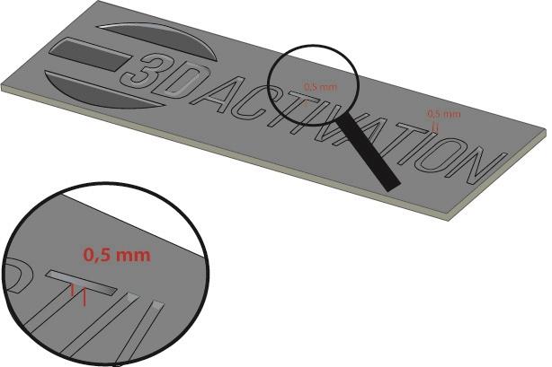 Vertiefungen-3D-Datei-Beispielbild