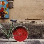 3D-Druck-Fahrrad-kreativ-Symbolbild