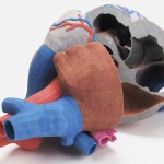 Modell-für-3D-Druck-Organ