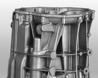 3D-Druck-Titan-Bauteil