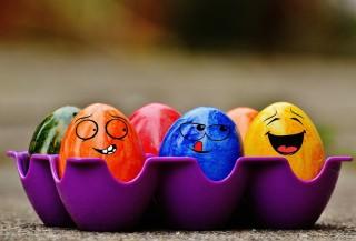 3D-Druck-Trends-Ostern-lustige-Eier