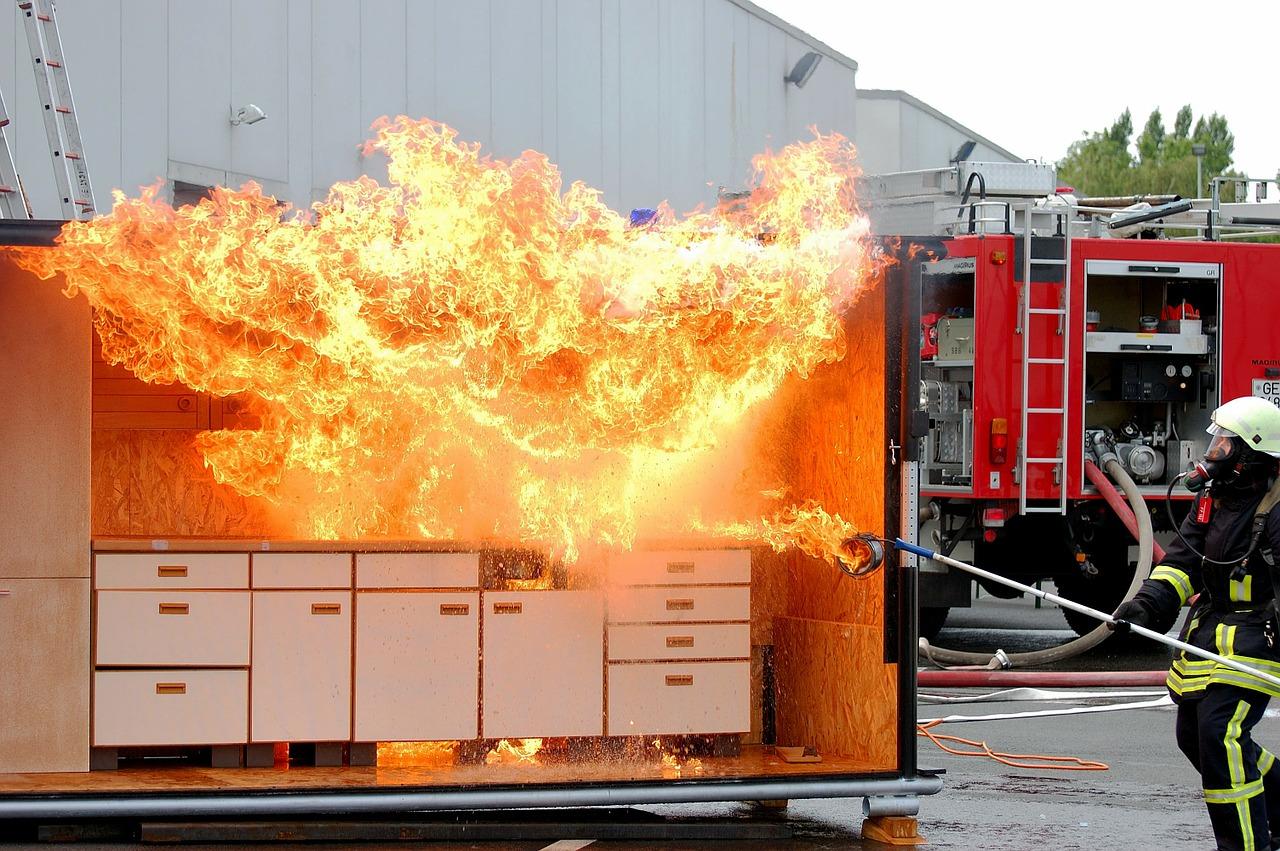 Schwer entflammbare 3D Materialien nach UL94V0-Norm