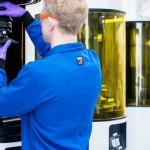 Schneller 3D-Drucken mit dem CLIP-Verfahren