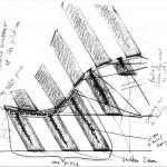 3D-Prototypen-Schuh-Skizze