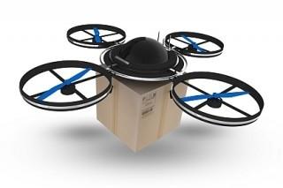 Drohnenbild-zu-Express-Service