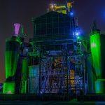 Industrieller-3D-Druck-Fabrik