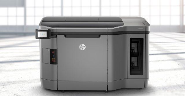 Der HP Multi Jet Fusion auf einen Blick