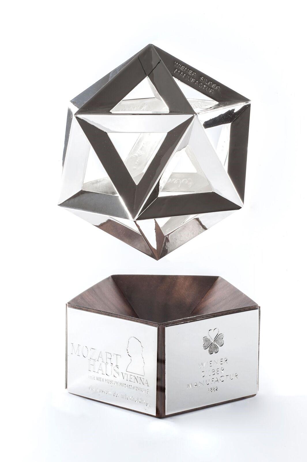 3D-Druck-Award: 3D Activation druckt Mozart-Preis