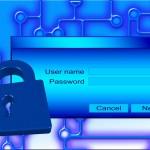 SSL-Zertifikat-Datenschloss-Symbolbild