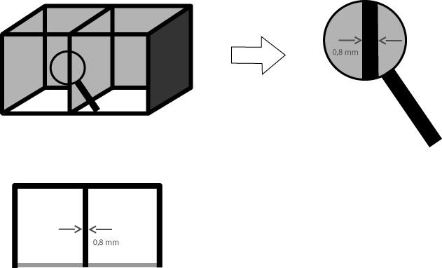 Wandstärken-Zwischenwände-Skizze
