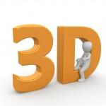 Weiterbildung-Symbol-3D-Druck